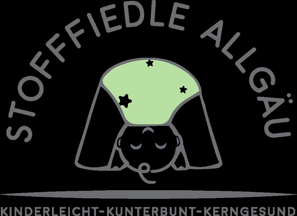 Logo vom Stofffiedle Allgäu